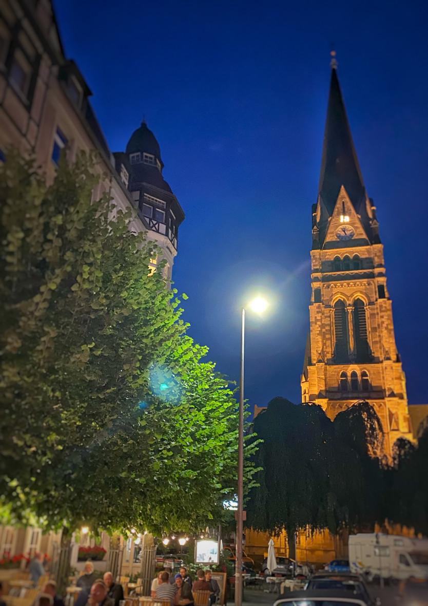 Nachtleben im Kreuzviertel