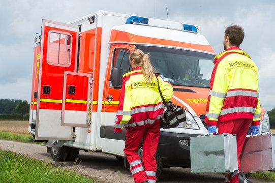 Endlich mehr Klarheit und Sicherheit – Erweiterte Kompetenz für Notfallsanitäter im Rettungsdienst